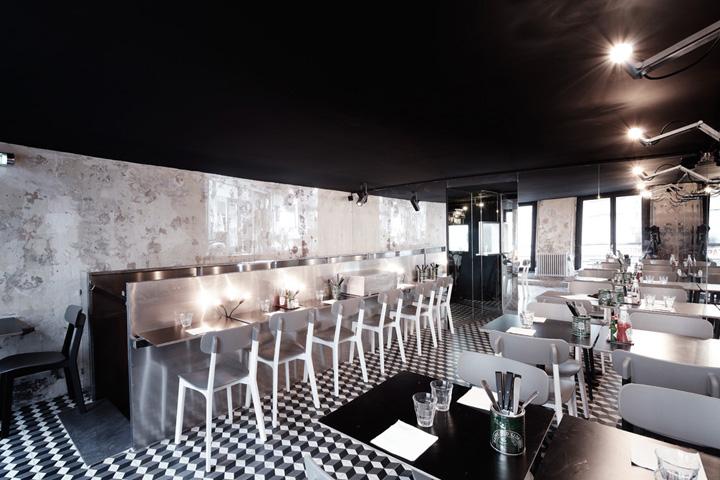 Restaurant Meets Design Paris Newyork Paris