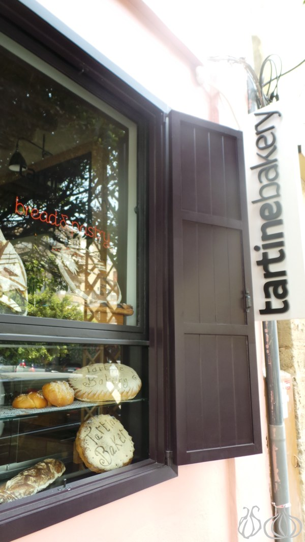 Tartine Bakery: New Aromas Take Over Mar Mikhael Street
