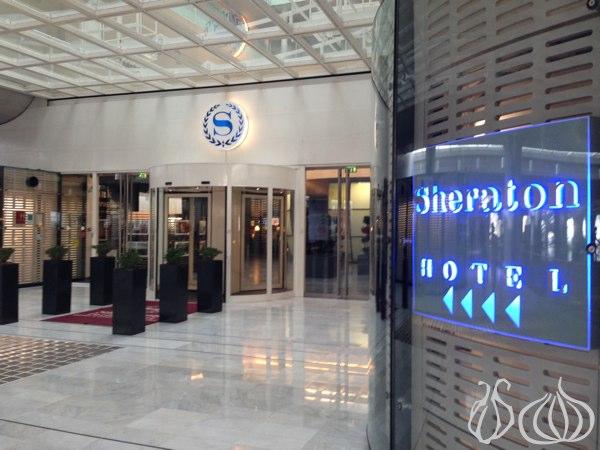 The Sheraton Hotel Paris Charles De Gaulle Airport