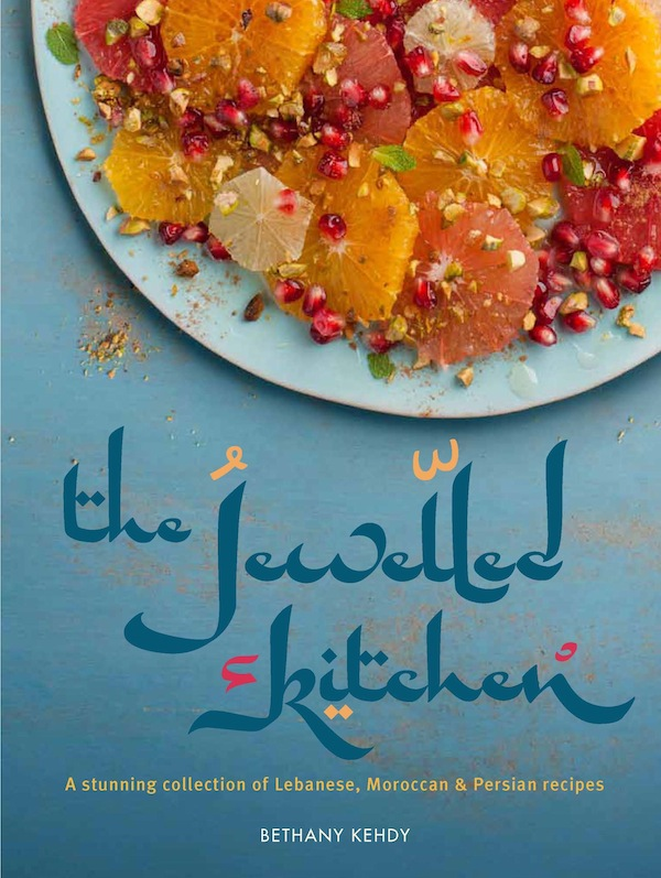 Jewelled Kitchen book