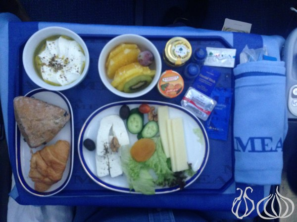 On Board Middle East Airlines: Shockingly...
