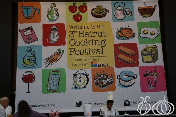 The Beirut Cooking Festival 2013 A Roundup