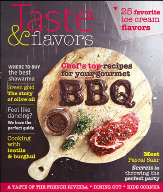 taste&flavors mag