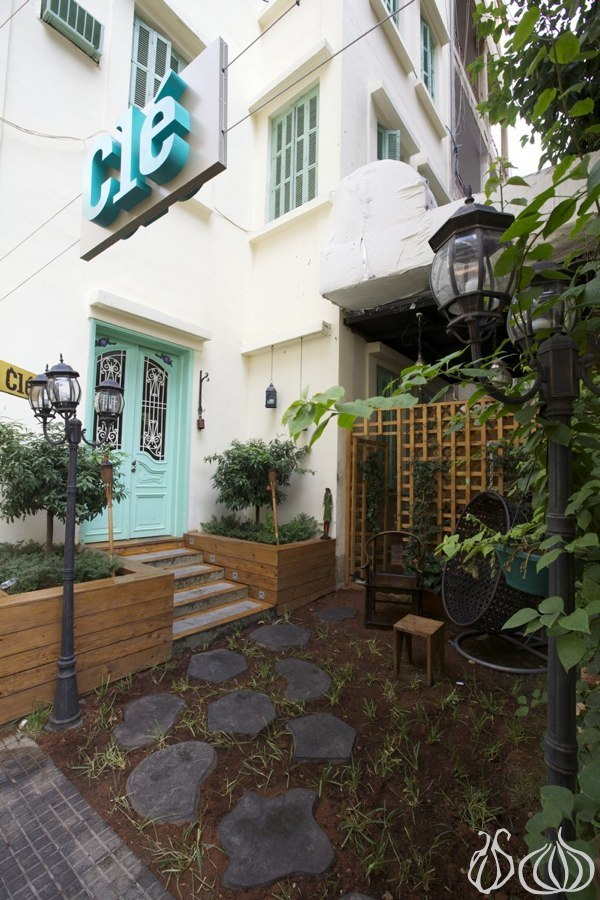 Clé: A Lounge-Bar-Restaurant with Interesting Tasty Offerings