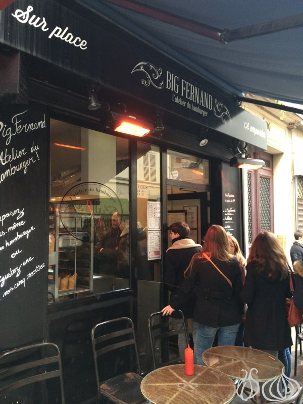 Blend: Gourmet Burgers in a Street Style Ambiance