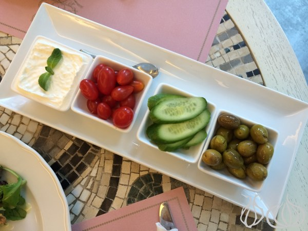 The Beazbee: A Fine Lebanese-Style English Breakfast