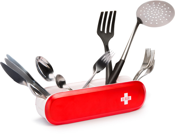 Swissarmy Cutlery Holder