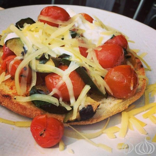 Obika: Fiumicino's Mozzarella Bar Serves Good Food :: NoGarlicNoOnions: Restaurant, Food, and Travel Stories/Reviews - Lebanon