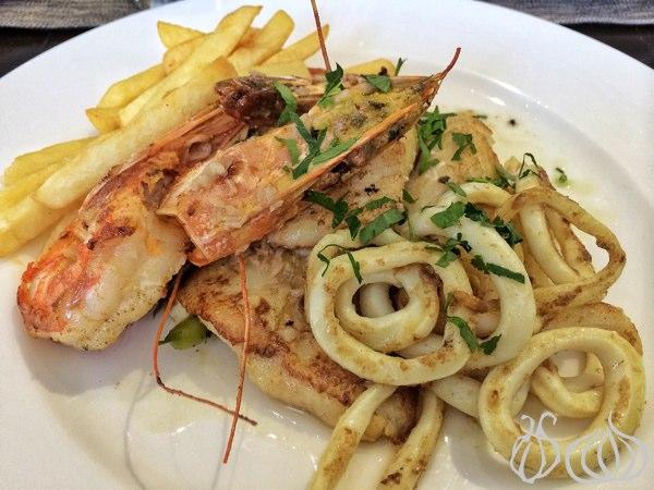 Floka Fish Restaurant: Al Aqaba, Jordan