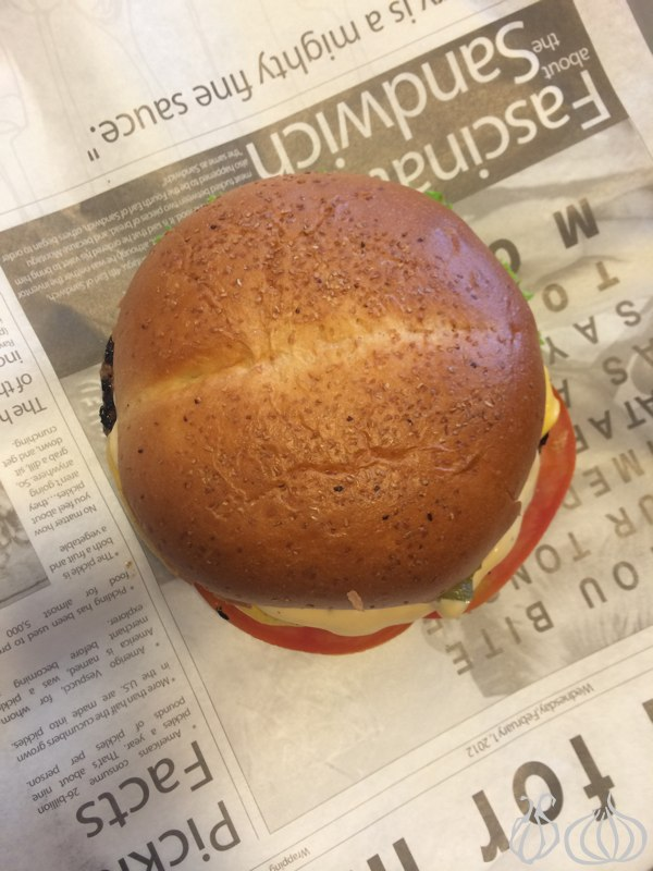 Sandwiched: Delicious Diner Food and a Mouthwatering Chocolate Cake