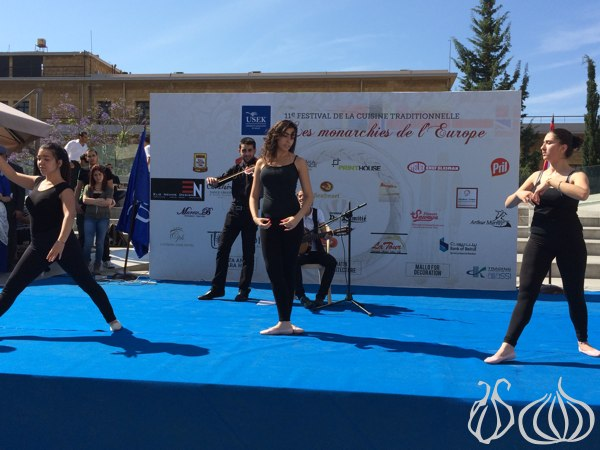 Usek 11th Festival Of Traditional Cuisine Monarchies Of